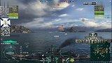 【战舰世界欧战天空】贝尔法斯特与沙恩霍斯特的排位赛大战