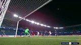 第49分钟RB莱比锡球员福斯贝里射门 - 打偏