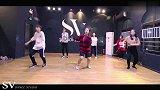 武汉SV舞蹈光谷店浩子老师课堂Ayo帅气swag舞蹈