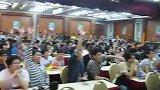 IROCKS广州华立高校行观众齐呼XB