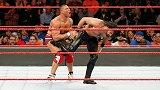 WWE-17年-RAW第1282期:单打赛 罗林斯VS杰森乔丹-单场