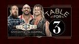 WWE-18年-三人圆桌:莱贝克 丹尼尔 齐格勒追忆生涯趣事-专题