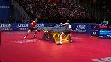 许昕3-1逆转弗朗西斯卡 中国男队获世乒赛9连冠