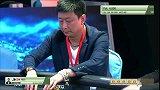 德州扑克-15年-中国棋牌竞技大赛德州扑克final table-全场