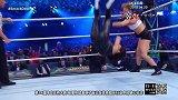 WWE-18年-SD第987期:全美冠军赛 中邑真辅VS杰夫哈迪-单场