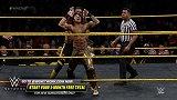NXT第492期:街头浪子VS卡里奥&JR