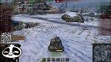 【坦克世界欧战天空】属于王四棍的冰原激战(WZ111 I-IV)