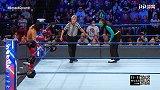 WWE-18年-SD第995期:单打赛 杰夫哈迪VS中邑真辅-单场
