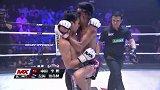 精彩瞬间:李阳一套组合拳直接KO对手