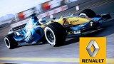 《道车》第六集:雷诺的F1赛道历史 带你了解R26型赛车的成长故事