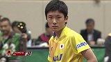 2018年国际乒联世界巡回赛日本公开赛 男单四分之一决赛张本智和4-2马龙