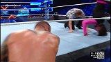 WWE-18年-SD第1001期:单打赛 杰夫哈迪VS兰迪奥顿-单场