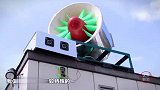 """家用""""链条""""风力发电机!没有螺旋桨,功率1KW照明完全够用!"""