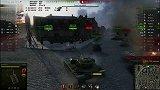 【坦克世界欧战天空】低调的输出者FV215b