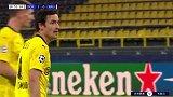 第32分钟多特蒙德球员德莱尼射门 - 被扑