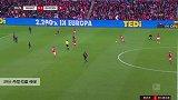 丹尼·拉察 德甲 2019/2020 美因茨 VS 拜仁慕尼黑 精彩集锦