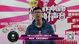 2015天翼飞Young校园好声音歌手大赛-上海赛区-HL203-段继宸-世界末日