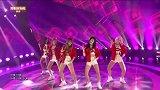 女子组合唱跳《Ah Yeah》,心情不好了就看看这样喜庆的舞蹈吧!