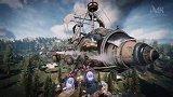 蓝洞最新游戏《A IR》蒸汽庞克与西方幻想结合