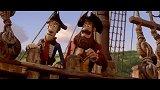 《神奇海盗团》预告合集