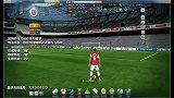 【吴炳亮解说】FIFA OL3花式动作系列教学11--EC控球低速平移