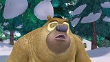 熊出没:熊二拍摄DV,熊大和光头强成了主角