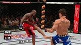 UFC-15年-UFC Fight Night 70:中量级JR卡洛斯vs戈登-全场