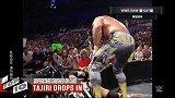 WWE-17年-RAW第1247期:单打赛杰夫哈迪VS凯萨罗-全场