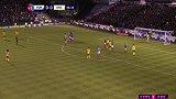 上半场补时第2分钟阿森纳球员大卫·路易斯射门 - 被扑