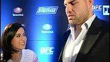 UFC-14年-UFC第180期墨西哥赛发布会 凯恩维拉奎兹出席-专题
