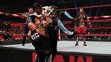 RAW第1383期:OC围殴打伤亨伯托 全美冠军四大挑战者现身