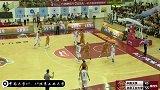 CUBA-16届-16强男篮1/4决赛:中南大学65:69北京工业大学-精华