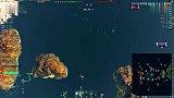 【战舰世界】cv航母实战视频