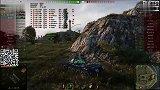 【坦克世界欧战天空】C系三剑客(121、WZ-111(1-4)和113)