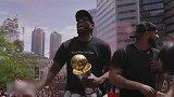 猛龙官方唯美纪录片:谢谢你多伦多 我们是世界冠军
