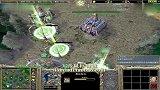 【大帝解说】魔兽争霸3 大帝UD vs 韩国ORC A1CR 真尼玛难 TS SV 战兽人