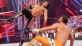 RAW第1442期:单打赛 AJ VS古拉克