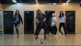 女子组合《AH YEAH》舞蹈练习室,百看不厌的舞蹈!