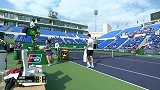 ATP-14年-上海大师赛第1轮 西蒙2:1洛佩兹-全场