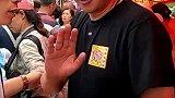 张国强老师也来捧场。