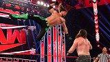 RAW第1440期:单打赛 AJ VS伊莱亚斯