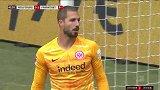 第42分钟沃尔夫斯堡球员韦格霍斯特射门 - 被扑