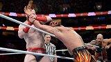WWE-18年-2018王室决战大赛:RAW双打冠军赛 罗林斯 杰森乔丹VS希莫斯 凯萨罗-单场