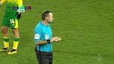 第77分钟伯恩茅斯球员威尔逊黄牌