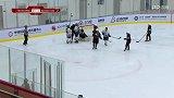 """""""丝路杯""""女子冰球:中国冰球运动学院队vs捷克克拉德诺队"""