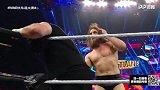 2019快车道大赛:WWE冠军三重威胁赛 布莱恩VS欧文斯VS阿里