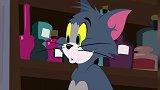 新猫和老鼠阳光跟大蒜能让汤姆远离吸血鬼,这个主意真的太好了!