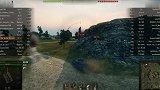 坦克世界小钢炮,跑得快,打得狠!【外服PZ.IC全车金币弹40连发】