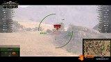 小心被秒杀!《坦克世界》FV215b(183)霸气登场
