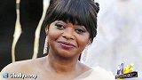 Octavia Spencer's Charming Look At 2013 Oscars